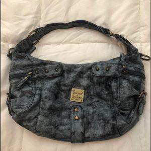 Dooney & Bourke Dark Blue Handbag